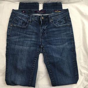 Vigoss Collection Jeans Dublin Skinny 1/2 26